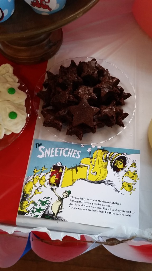 Star Belled Sneetches