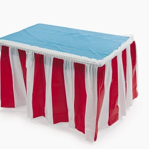 Dr. Seuss Table Cover