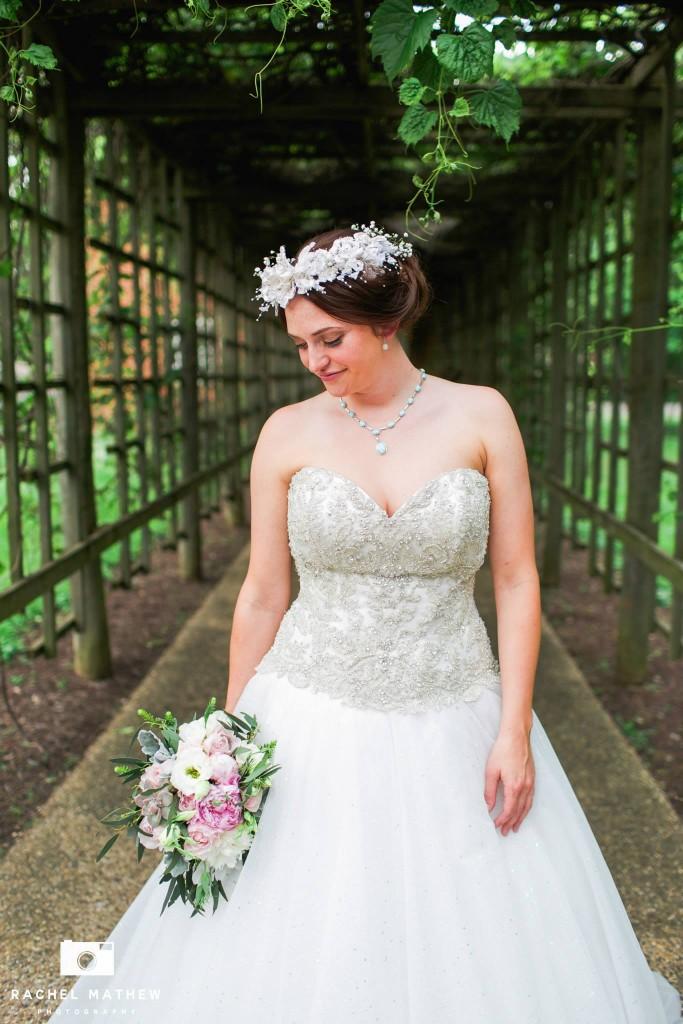 Eddy K Romantic Couture Wedding Dress