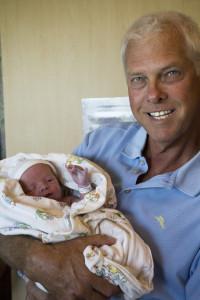 Pap and Reed Thomas