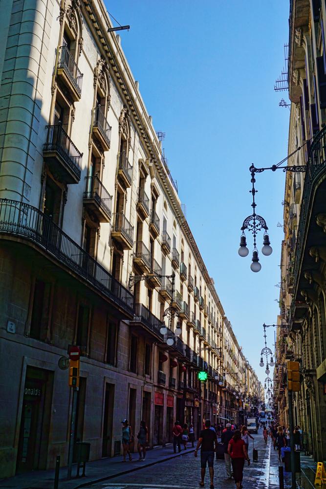 Barcelona, Sain
