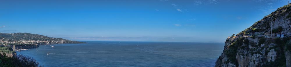 Bay of Sorrento, Italy