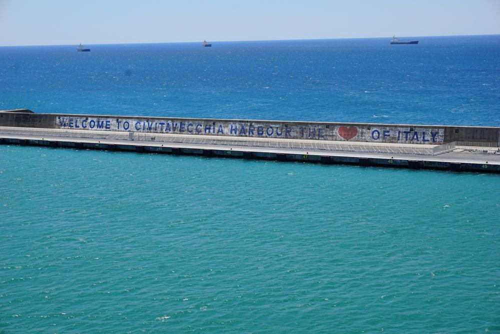 Civitavecchia Rome Port