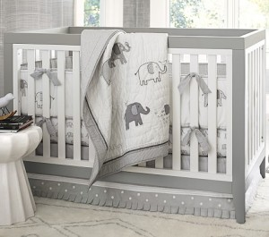 Elephant Bedding Set by Pottery Barn