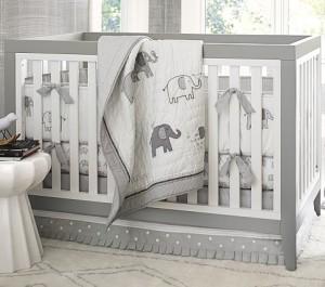 Elephant Bedding Set by Pottery Barn