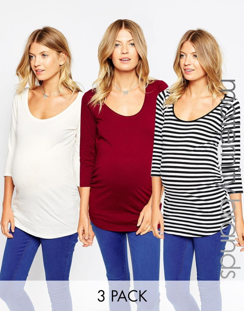 New Look Maternity 3 Pack Top - $36.00