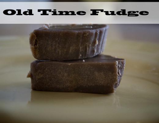Old Fashion Fudge Recipes