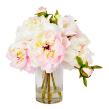 Creative-Displays-Inc.-Faux-Cream-and-Pink-Peony