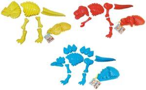 Dinosaur Sand Molds